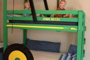 Детская в виде машинки det41468по индивидуальным размерам на заказ, материалы из лдсп мдф расцветка — жёлтый зелёный разноцвет черный интернет магазине mebelblok.ru