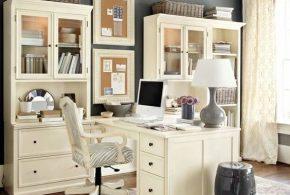 Кабинет kab26899 по индивидуальным размерам на заказ, материалы из дерева лдсп мдф расцветка — белый в интернет магазине mebelblok.ru