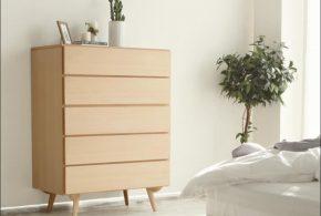 Купить комод по индивидуальным размерам на заказ, материалы — из дерева лдсп мдф kom89203