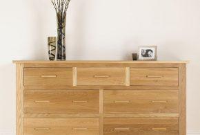 Купить комод по индивидуальным размерам на заказ, материалы — из дерева лдсп мдф kom34672