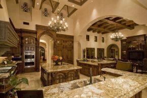 Островная кухня по индивидуальным размерам на заказ фасады из дерева лдсп мдф фасад пленки kuh73433