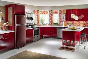 Угловая кухня по индивидуальным размерам на заказ фасады из мдф эмали фасад пленки kuh27273