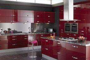 Островная кухня по индивидуальным размерам на заказ фасады из мдф эмали фасад пленки kuh63343