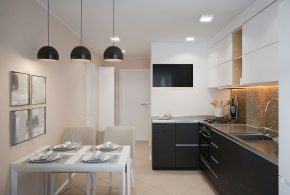 Угловая кухня по индивидуальным размерам на заказ фасады из лдсп мдф фасад пленки kuh97716