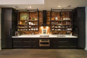 Прямая кухня по индивидуальным размерам на заказ фасады из лдсп мдф эмали фасад пленки kuh56425