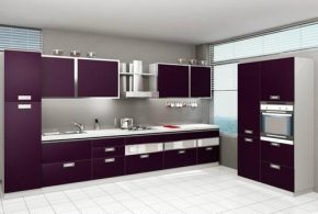 Угловая кухня по индивидуальным размерам на заказ фасады из мдф стекла эмали фасад пленки kuh65882