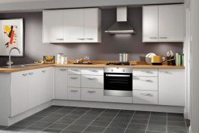 Угловая кухня по индивидуальным размерам на заказ фасады из мдф эмали фасад пленки kuh70622