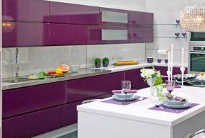 Угловая кухня по индивидуальным размерам на заказ фасады из мдф стекла эмали фасад пленки kuh61579