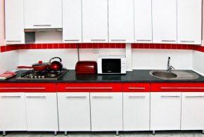 Прямая кухня по индивидуальным размерам на заказ фасады из мдф эмали фасад пленки kuh16182
