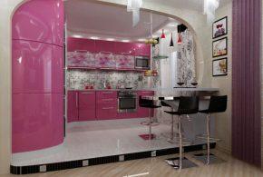 Прямая кухня по индивидуальным размерам на заказ фасады из мдф пластика эмали фасад пленки kuh21289