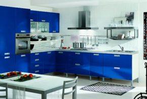Угловая кухня по индивидуальным размерам на заказ фасады из лдсп мдф стекла фасад пленки kuh18870