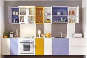 Прямая кухня по индивидуальным размерам на заказ фасады из лдсп мдф эмали фасад пленки shk57400