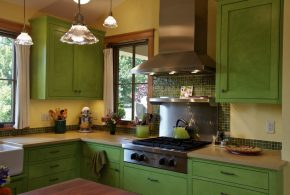 Угловая кухня по индивидуальным размерам на заказ фасады из лдсп мдф фасад пленки kuh26092