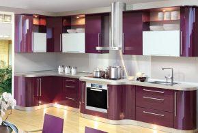 Угловая кухня по индивидуальным размерам на заказ фасады из лдсп мдф эмали фасад пленки kuh81668