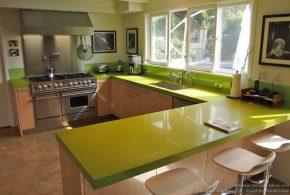 П-образная кухня по индивидуальным размерам на заказ фасады из лдсп мдф эмали фасад пленки kuh92670