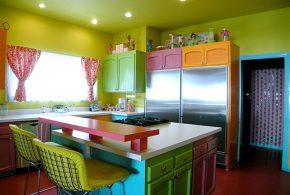 Островная кухня по индивидуальным размерам на заказ фасады из лдсп мдф эмали фасад пленки kuh45104