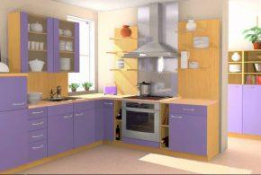 Угловая кухня по индивидуальным размерам на заказ фасады из лдсп мдф стекла фасад пленки shk53580