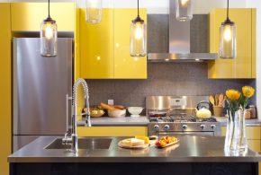 Островная кухня по индивидуальным размерам на заказ фасады из лдсп мдф эмали фасад пленки kuh42835
