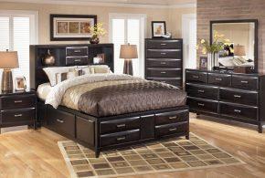 Спальня spa55557по индивидуальным размерам на заказ, материалы из лдсп мдф расцветка — коричневый в интернет магазине mebelblok.ru