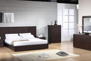 Спальня spa67045по индивидуальным размерам на заказ, материалы из лдсп мдф расцветка — коричневый в интернет магазине mebelblok.ru