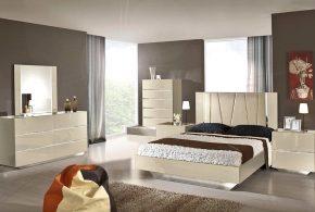 Спальня spa20362по индивидуальным размерам на заказ, материалы из лдсп мдф расцветка — бежевый в интернет магазине mebelblok.ru