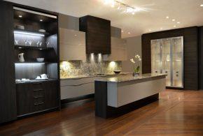 Островная кухня по индивидуальным размерам на заказ фасады из лдсп мдф стекла фасад пленки kuh92372