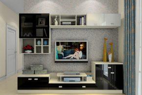 Гостинная gos86512 по индивидуальным размерам на заказ, материалы из лдсп мдф эмали расцветка — черно-белый белый черный в интернет магазине mebelblok.ru