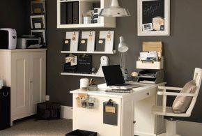 Кабинет kab96741 по индивидуальным размерам на заказ, материалы из дерева лдсп мдф расцветка — белый в интернет магазине mebelblok.ru