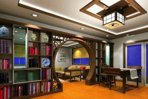 Кабинет kab61381 по индивидуальным размерам на заказ, материалы из дерева лдсп мдф стекла расцветка — коричневый в интернет магазине mebelblok.ru