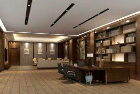 Кабинет kab46726 по индивидуальным размерам на заказ, материалы из дерева лдсп мдф расцветка — коричневый в интернет магазине mebelblok.ru