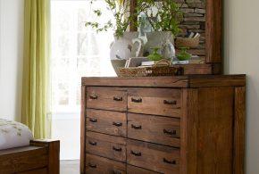 Купить комод по индивидуальным размерам на заказ, материалы — из дерева лдсп мдф kom43036