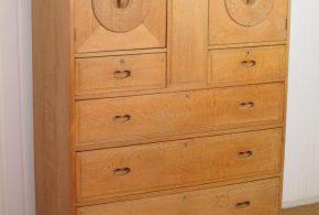 Купить комод по индивидуальным размерам на заказ, материалы — из дерева лдсп мдф kom43595