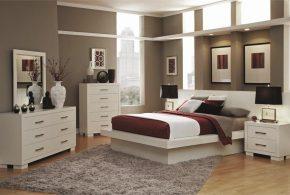 Спальня spa99951 по индивидуальным размерам на заказ, материалы из массива дерева лдсп мдф эмали расцветка — белый в интернет магазине mebelblok.ru