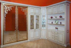 Классический шкаф-купе на заказ в Москве SHK93373